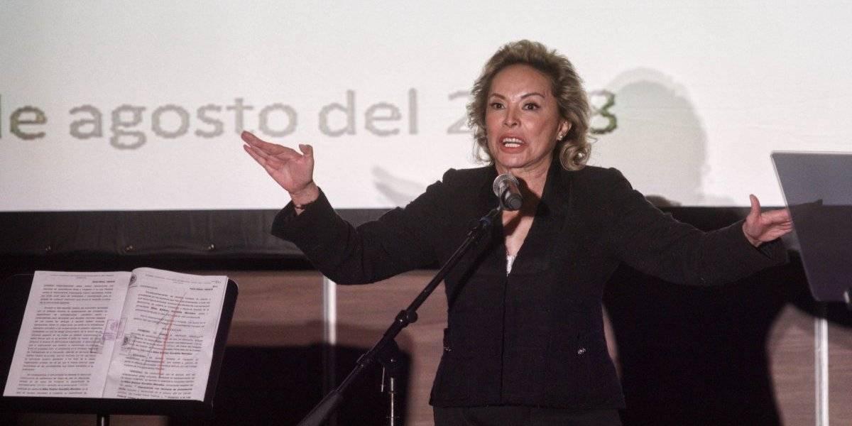 Eliminan figura del presidente del SNTE; Gordillo no podrá volver al cargo