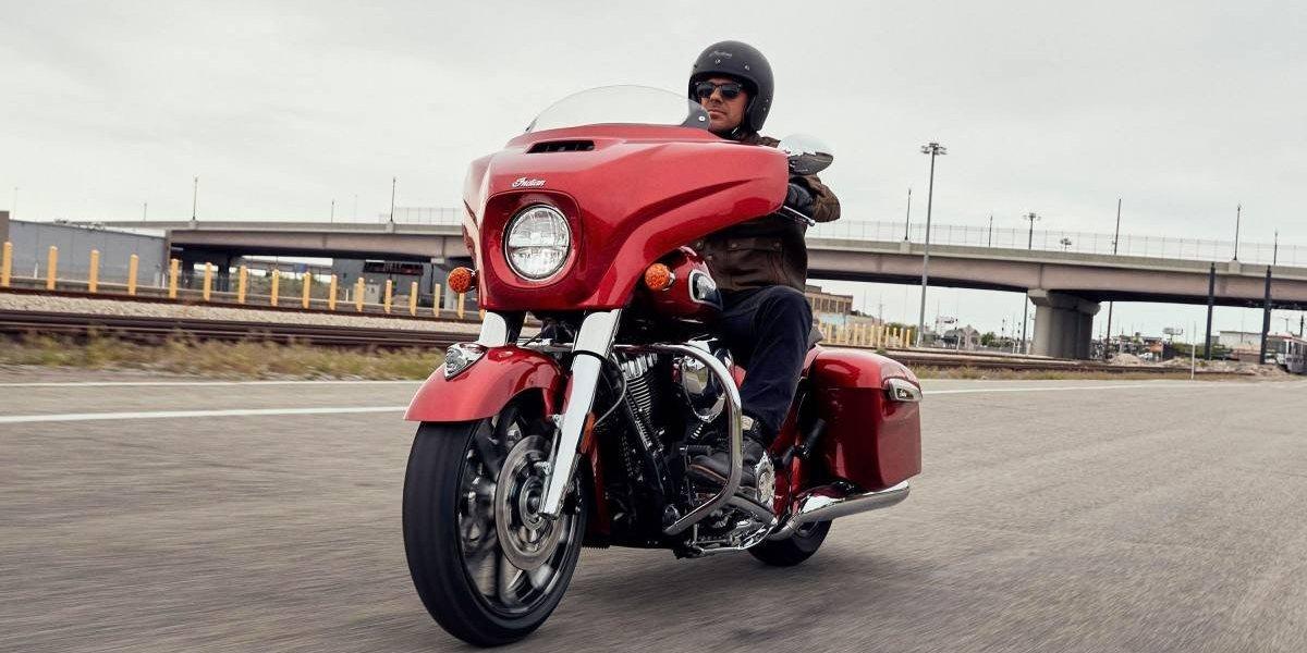 Indian Motorcycle adelanta 2019 con su nueva Chieftain