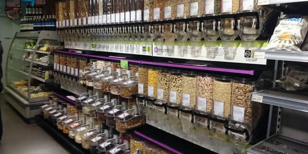 Chao plástico: Supermercados sustentables llegarán con la ley REP