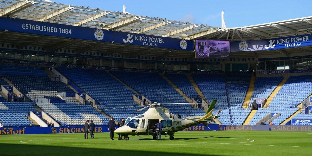Revelan las causas que originaron el accidente del helicóptero del dueño del Leicester