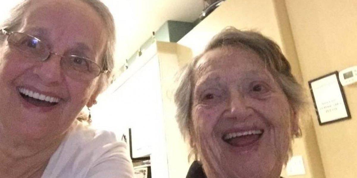 Le dijeron que su hija había nacido muerta pero todo era una gran mentira y se conocieron 69 años después