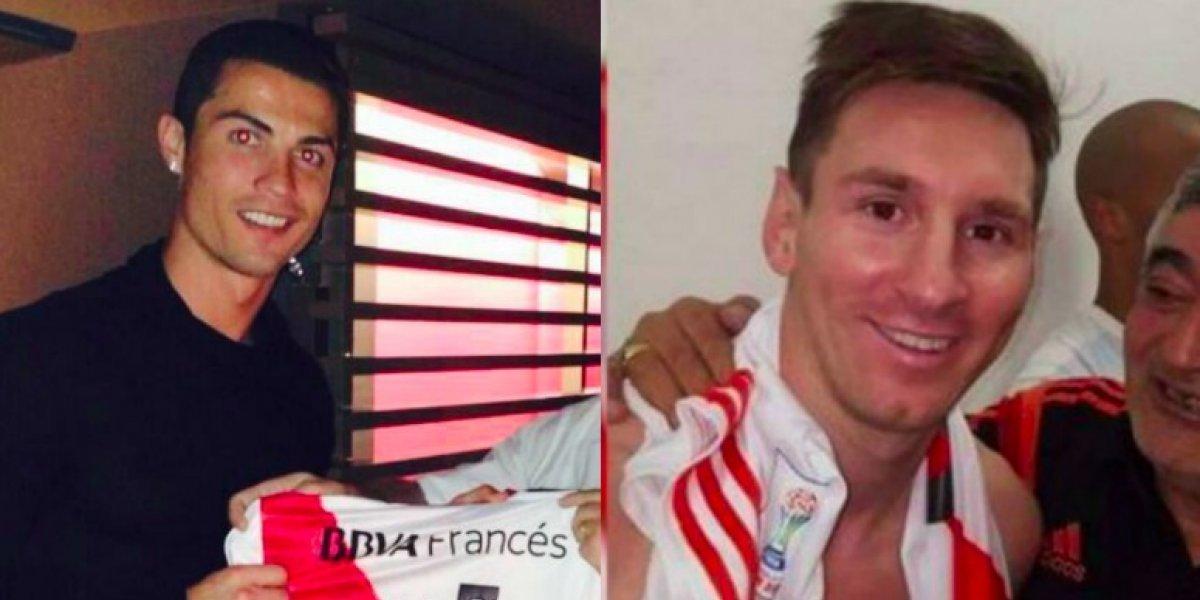 Cristiano Ronaldo desafía a Leo Messi: