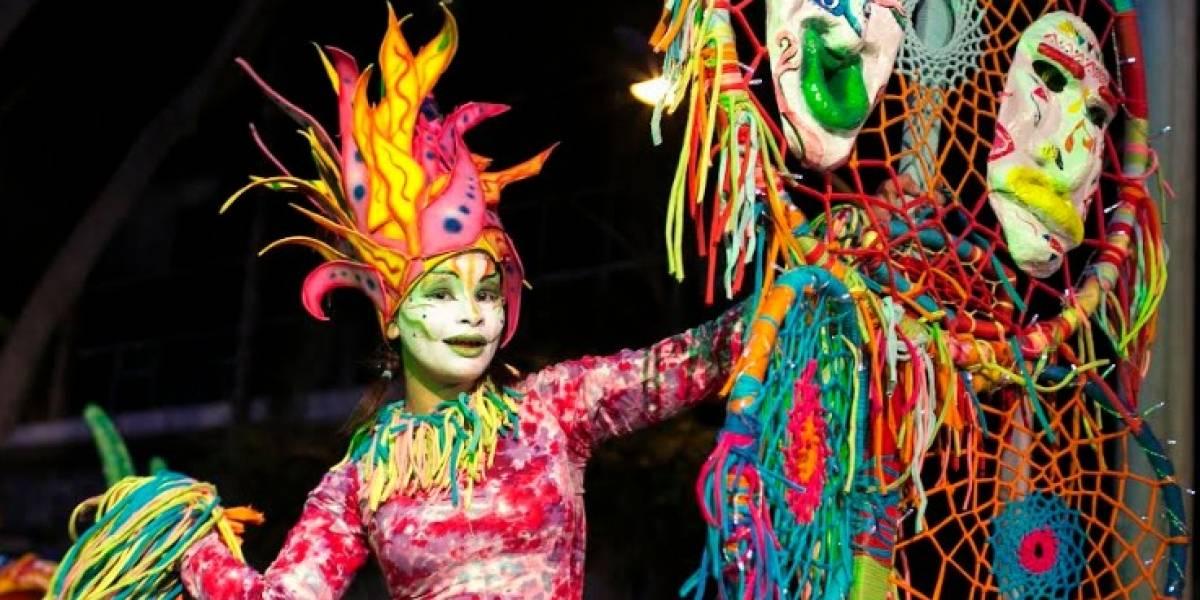 Todo listo para que inicie la navidad en Medellín con el Desfile de Mitos y Leyendas
