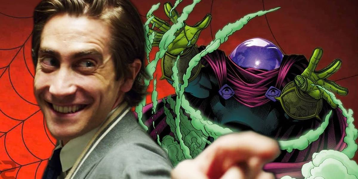 Es oficial, Jake Gyllenhaal confirma que será Mysterio en Spider-Man: Far From Home