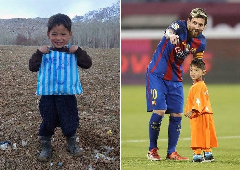 Messi Afgano