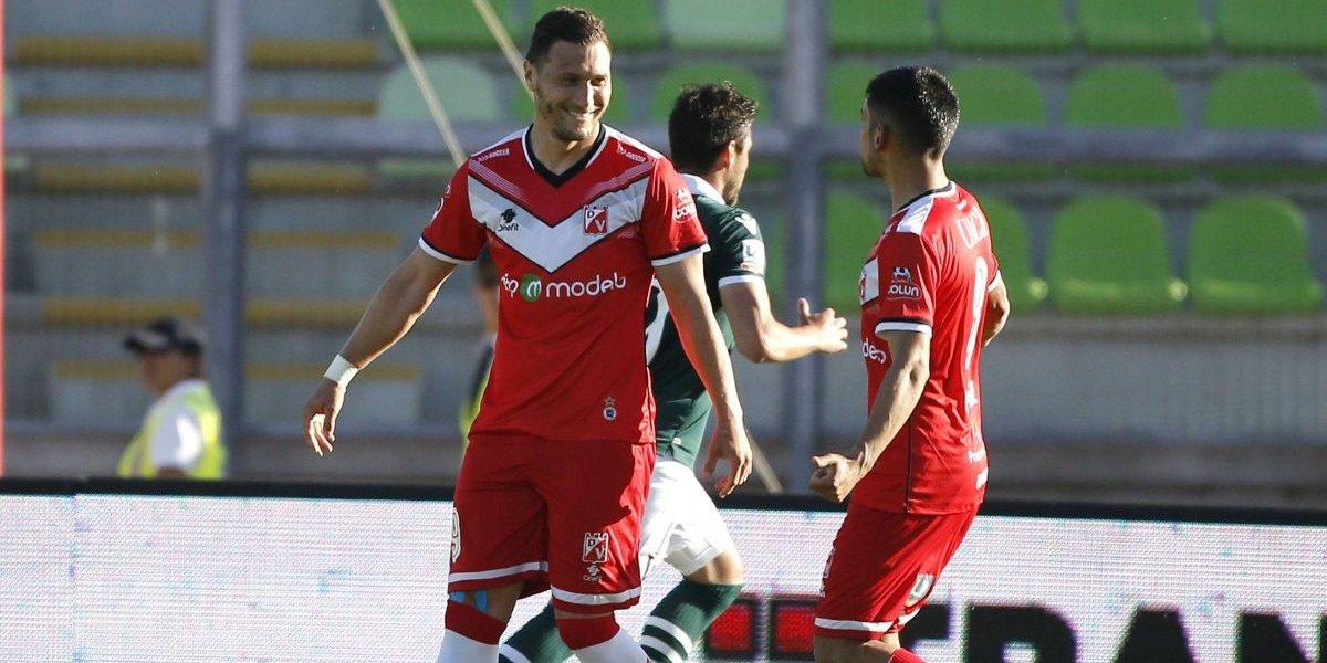 Santiago Wanderers despotencia a sus rivales en la B y se refuerza con el goleador de Deportes Valdivia