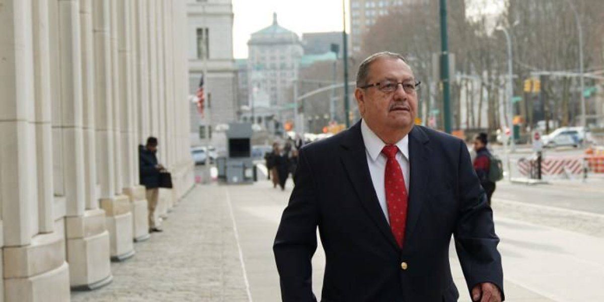 Guatemalteco Rafael Salguero se libra de la cárcel en caso FIFAGate