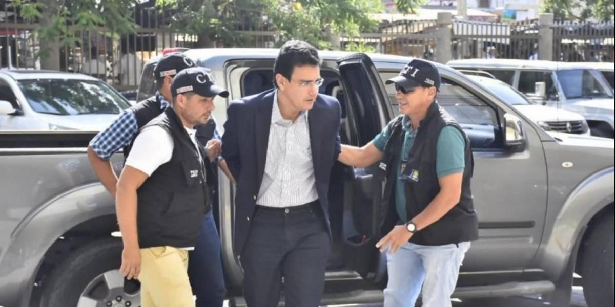 Fiscalía exigió cárcel para Ramsés Vargas y otros seis capturados por caso Uniautónoma