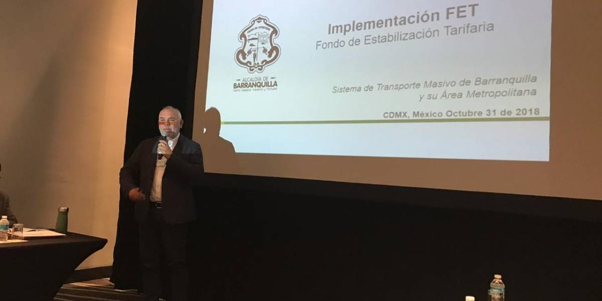 """Transmetro está pensando en flota con energías más limpias de cara a la integración"": Ricardo Restrepo"