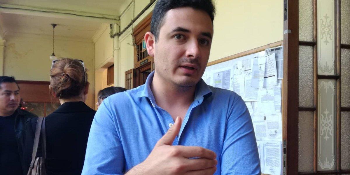 """Samuel Pérez: """"El sistema de corrupción está dando una batalla final"""""""