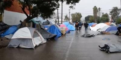migrantes improviando