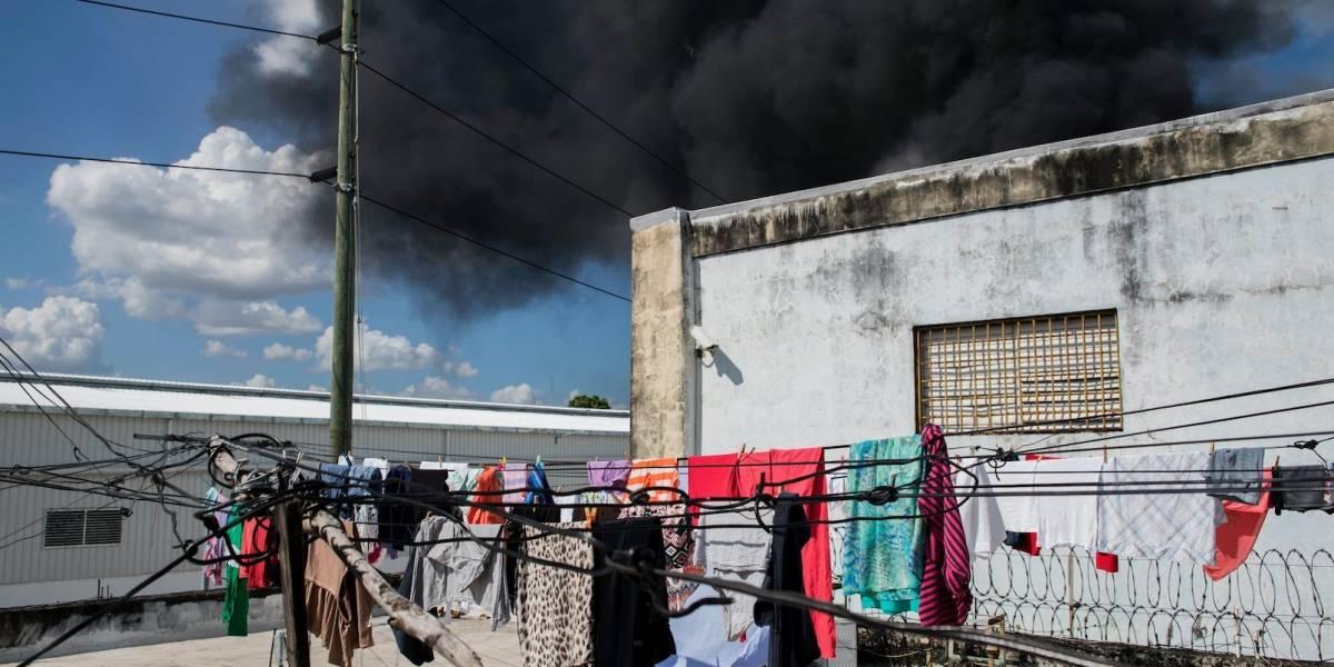 Suben a cuatro los muertos por explosión en República Dominicana