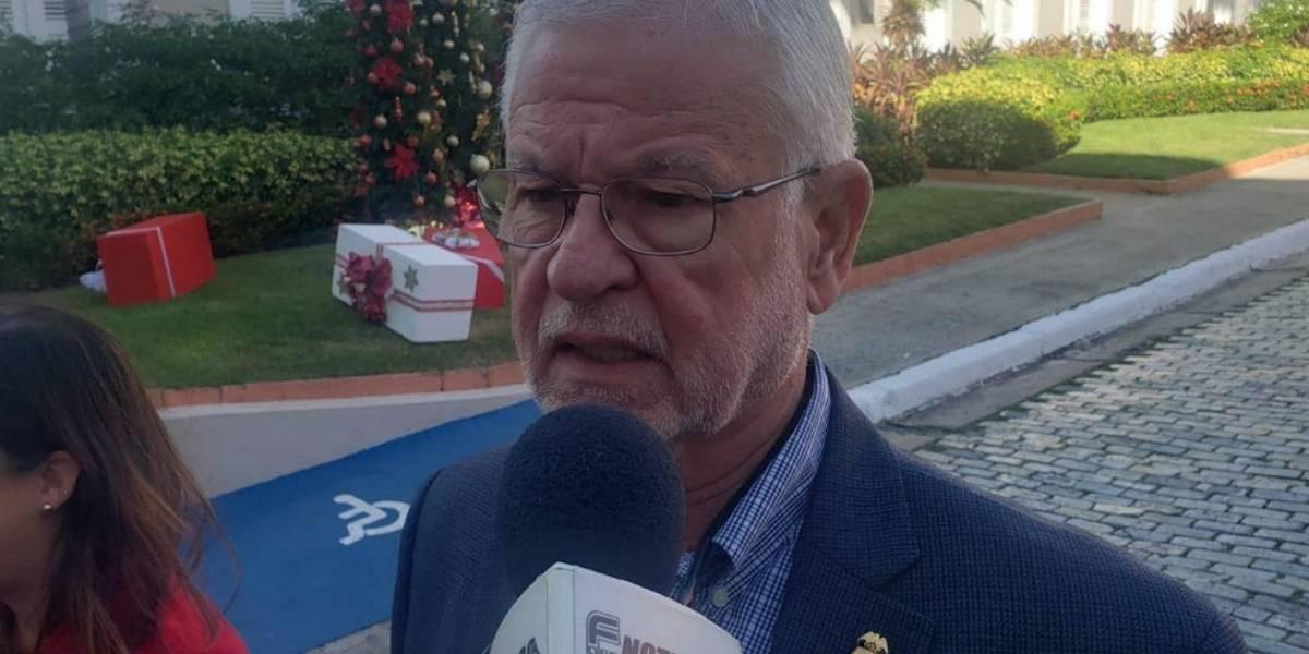 Héctor Pesquera no sabe si han renunciado en el Sistema de Emergencias 9-1-1