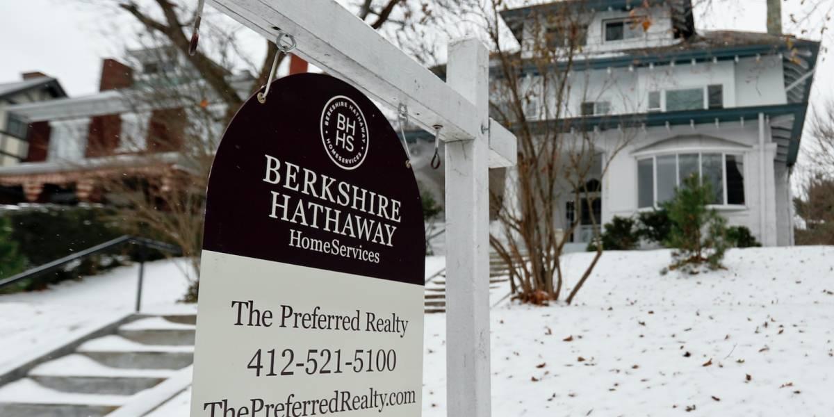 Baja la tasa hipotecaria en EEUU