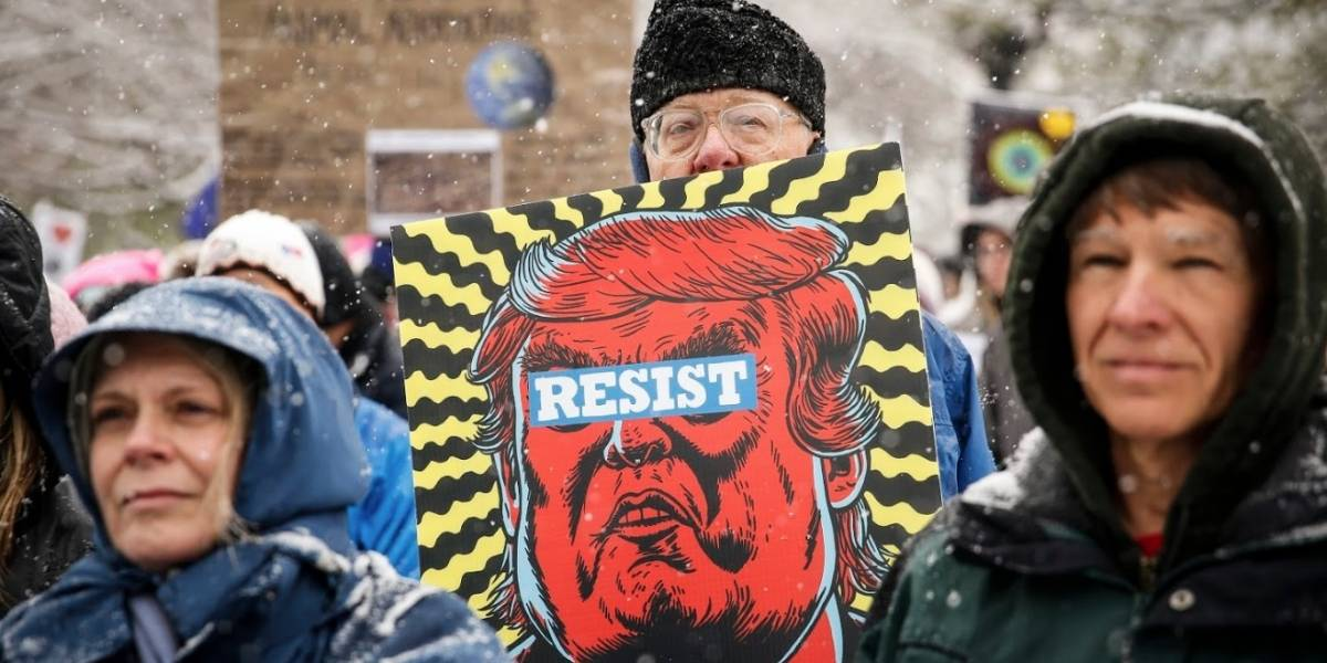 El daño de Trump al medioambiente