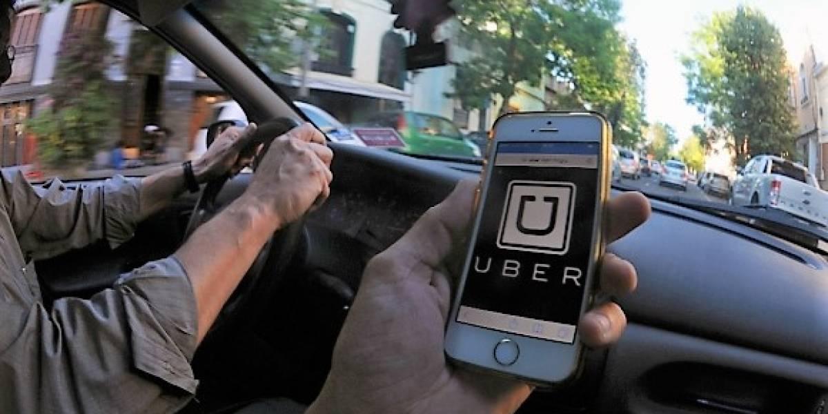 Choferes de Uber llaman a apagón nacional en rechazo a alza de comisión