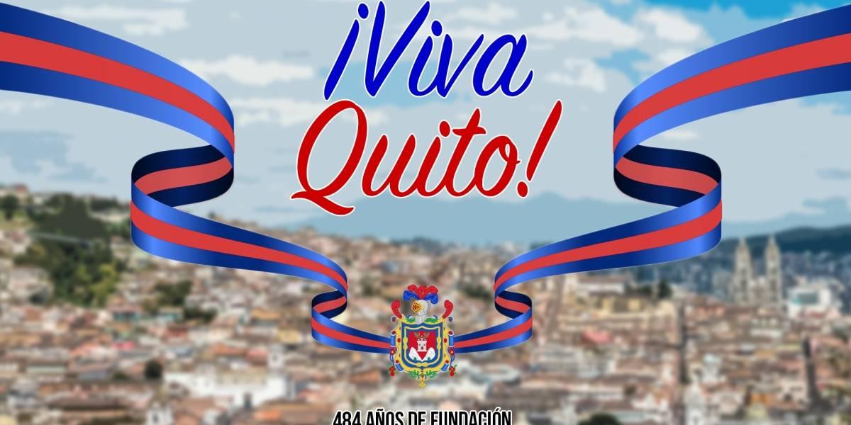 Agenda Fiestas de Quito 2019: Más de 200 eventos para festejar a la 'Carita de Dios'