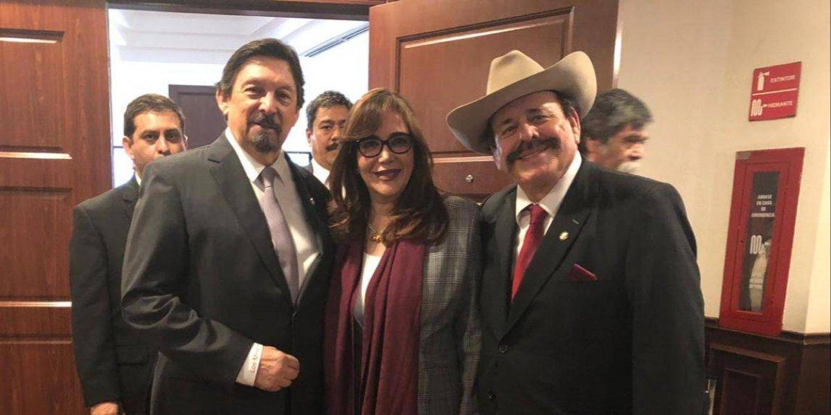 Gómez Urrutia y Guadiana refrendan compromiso con la clase trabajadora