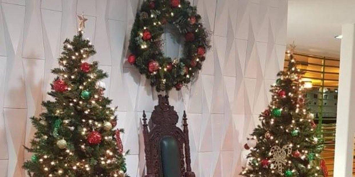 Llega la Navidad al Muelle 2 de San Juan