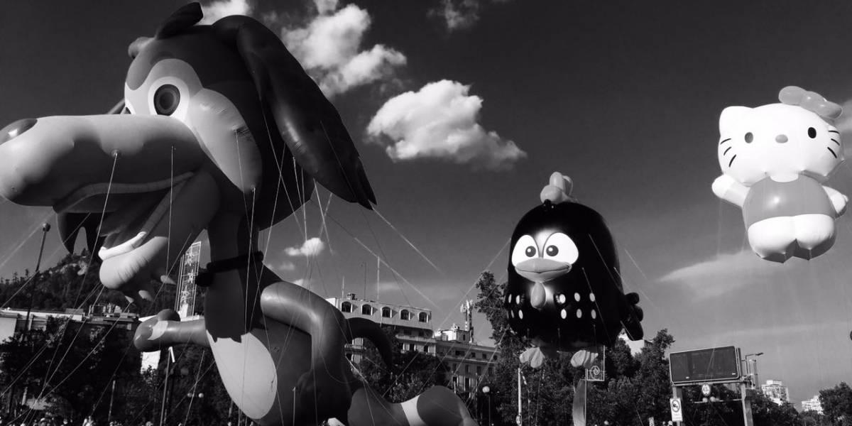"""Paris Parade 2018 """"Por un mundo mejor"""" se sumerge en las profundidades del mar junto a la ballena Mocha Dick"""