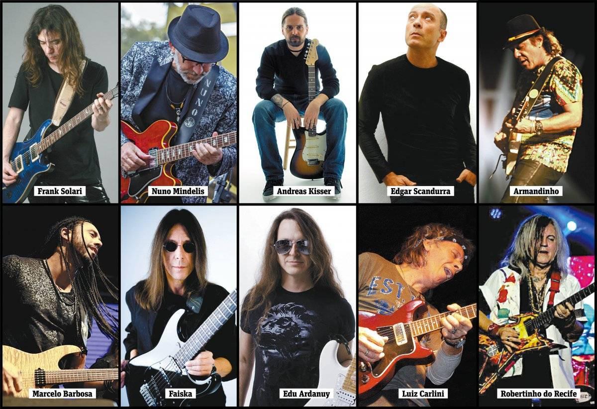 Brasil Guitarras