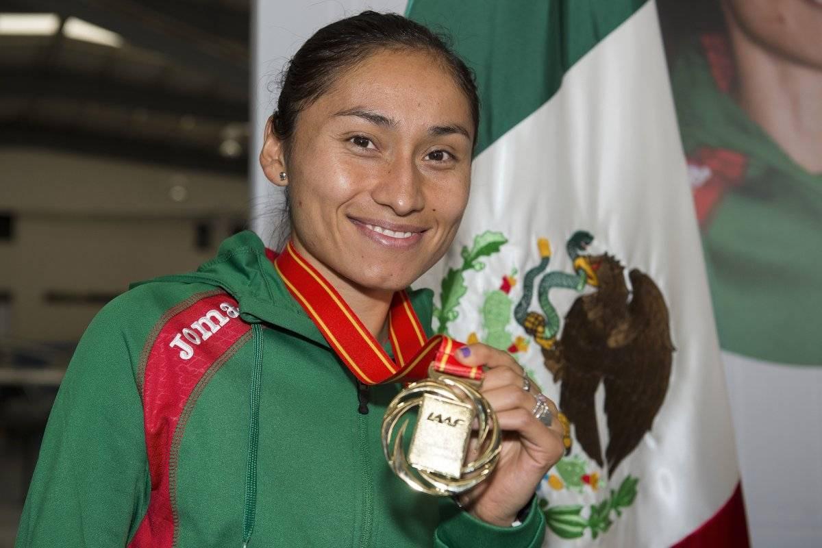 Lupita González Mexsport