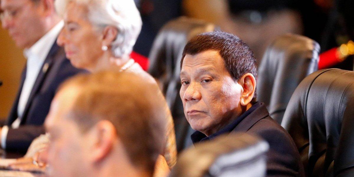 Filipinas quer reduzir maioridade penal para 9 anos