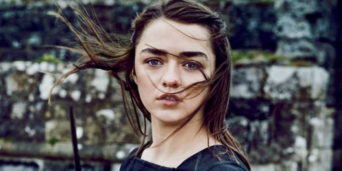 "Maisie Williams tachará más nombres de su lista en el final de ""Game of Thrones"""