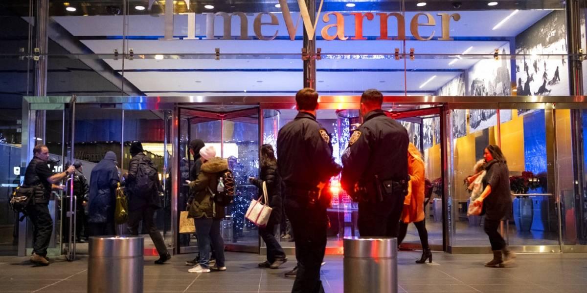 Falsa alerta de bomba obliga a desalojar oficina de CNN