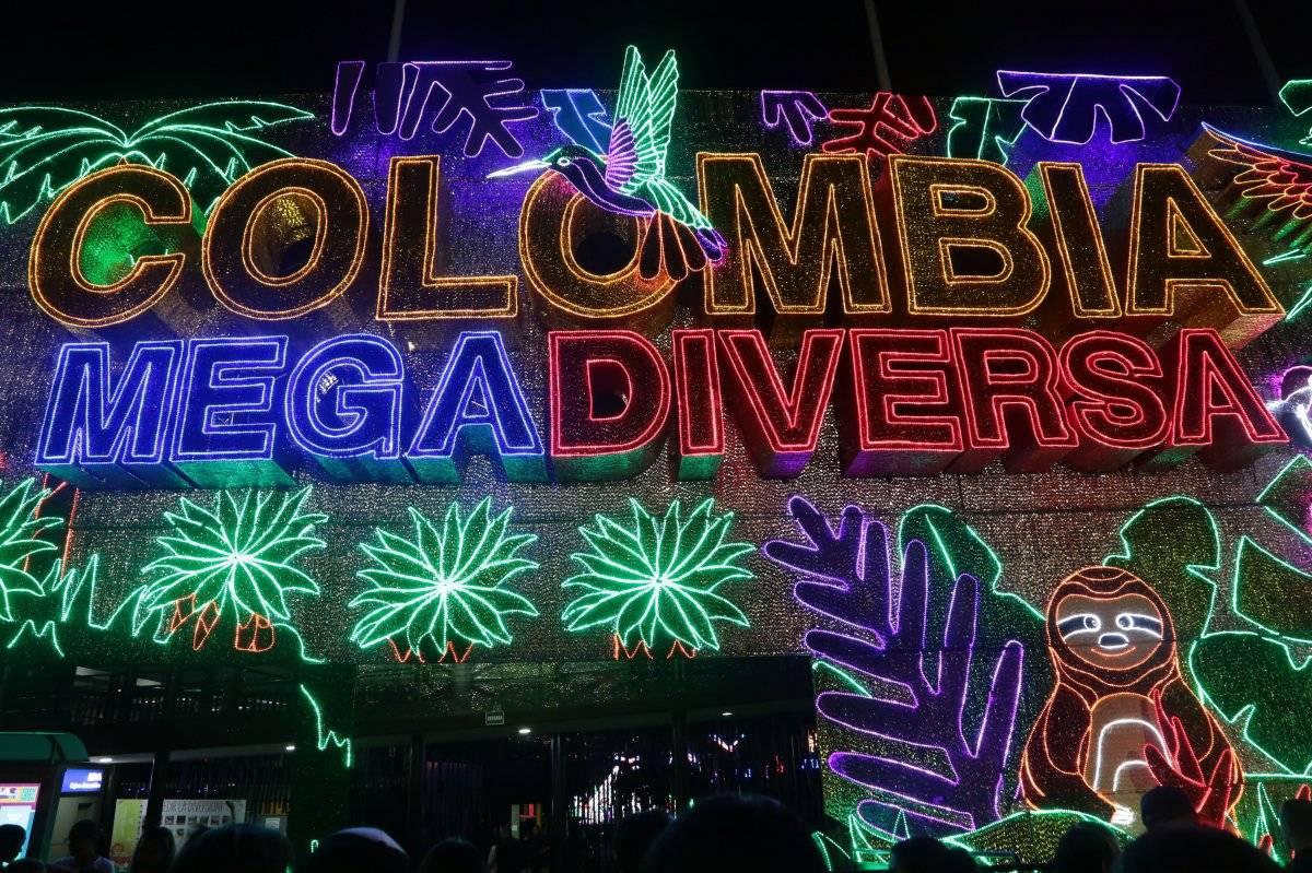 Alumbrados Navideños de Medellín 2018