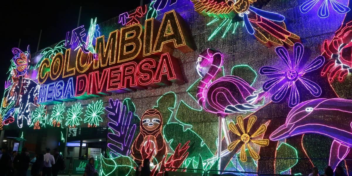 Los Alumbrados Navideños un gran orgullo para Colombia