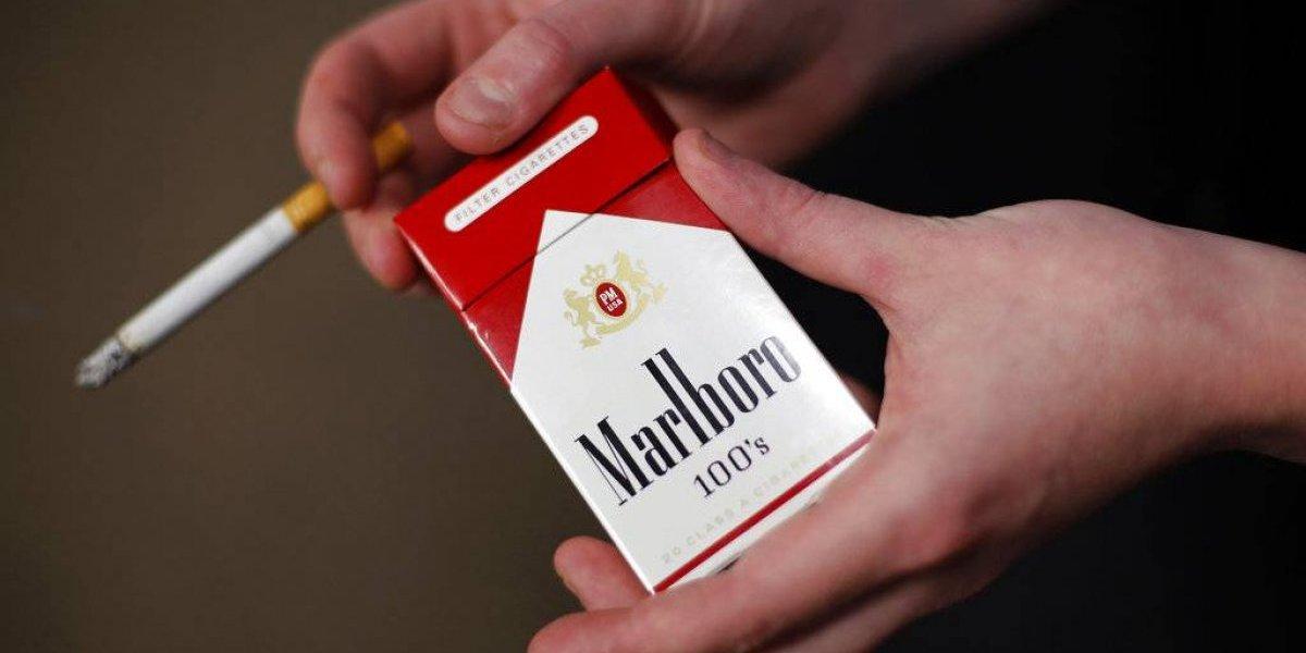 El fabricante de cigarros Marlboro entra en el mercado de la marihuana