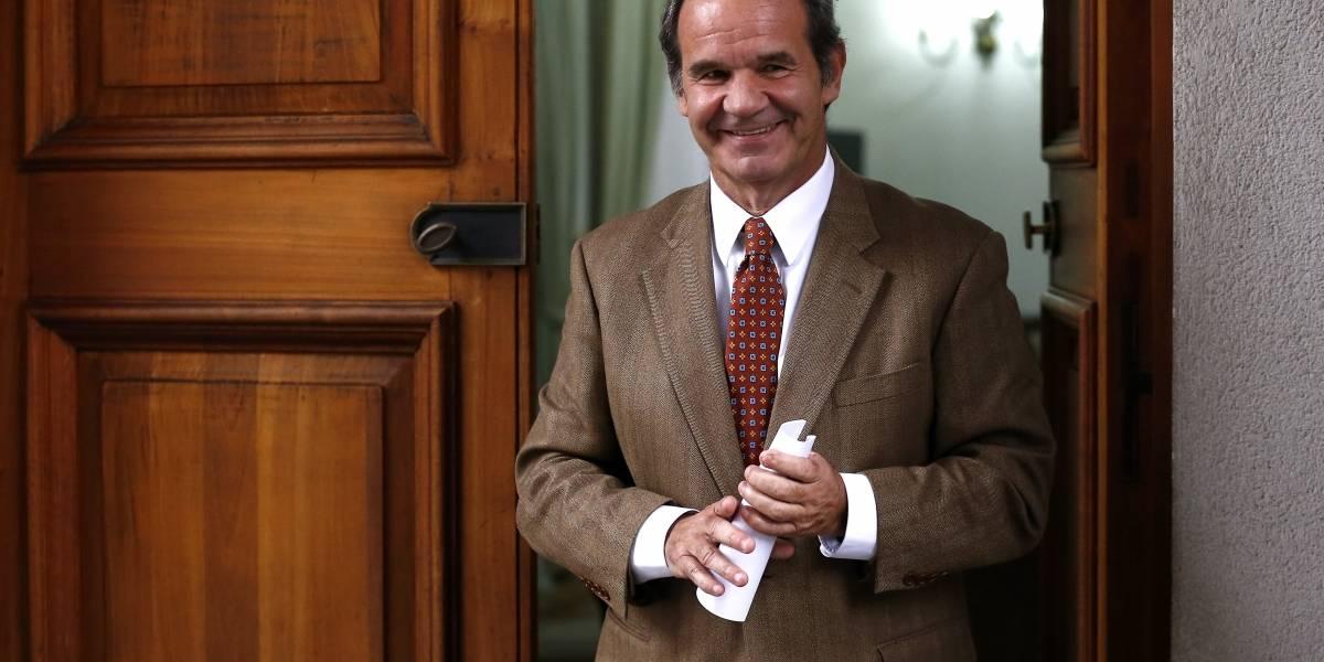 El otro año sí que sí: Senador Allamand dice que en 2019 subirá la aprobación de Piñera