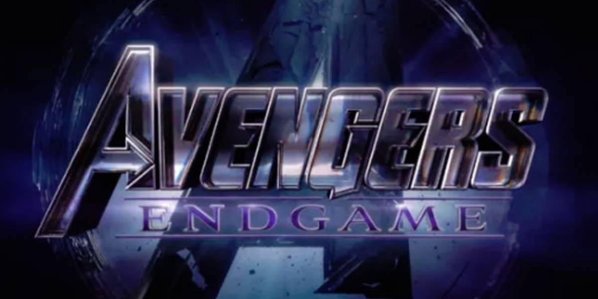 """¡Increíble! Publican el primer tráiler de """"Avengers: EndGame"""""""