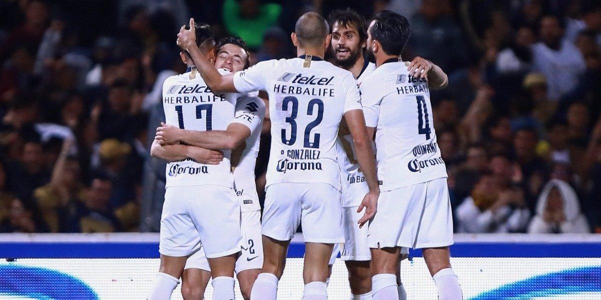 Martín Rodríguez salvó a Pumas con un trabajado empate frente a América