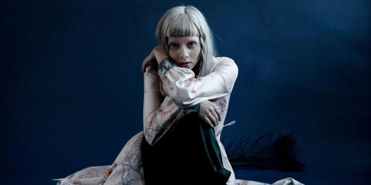 Esta vez con un concierto en solitario: Aurora volverá a Chile en 2019