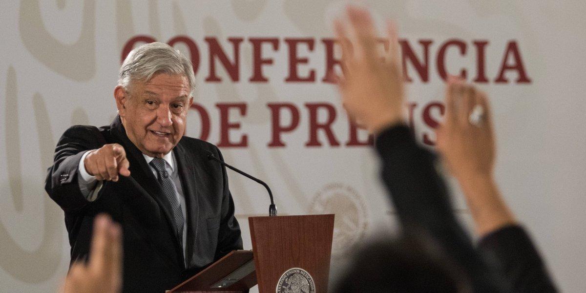 Corrupción y 'huachicoleo' no tendrán derecho a fianza: AMLO