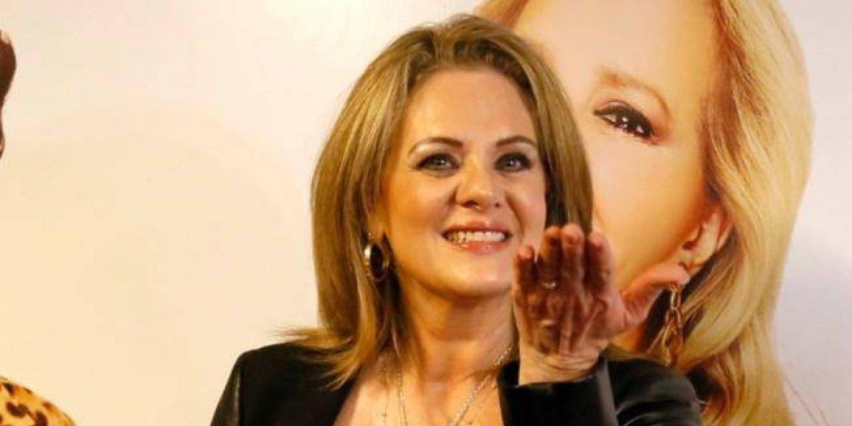 Despiden a Erika Buenfil de Televisa, tras estar 40 años con ellos