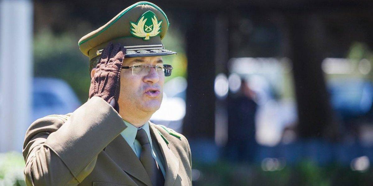 """Cae otro general de Carabineros por caso Catrillanca: estaba en mira de la Fiscalía por """"inducción a la mentira"""""""