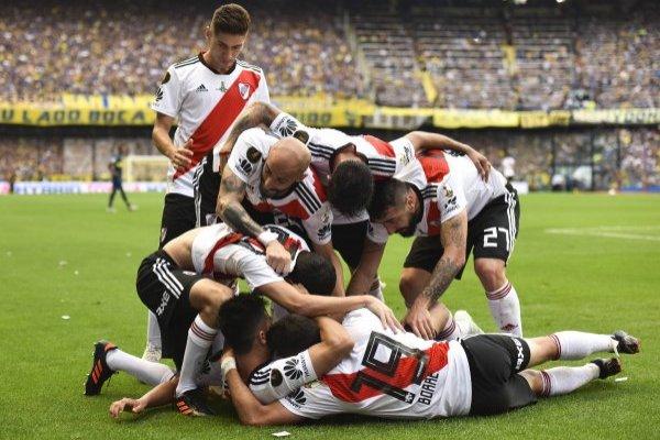 Los Millonarios cuelgan de la Libertadores 2019 / imagen: Getty Images