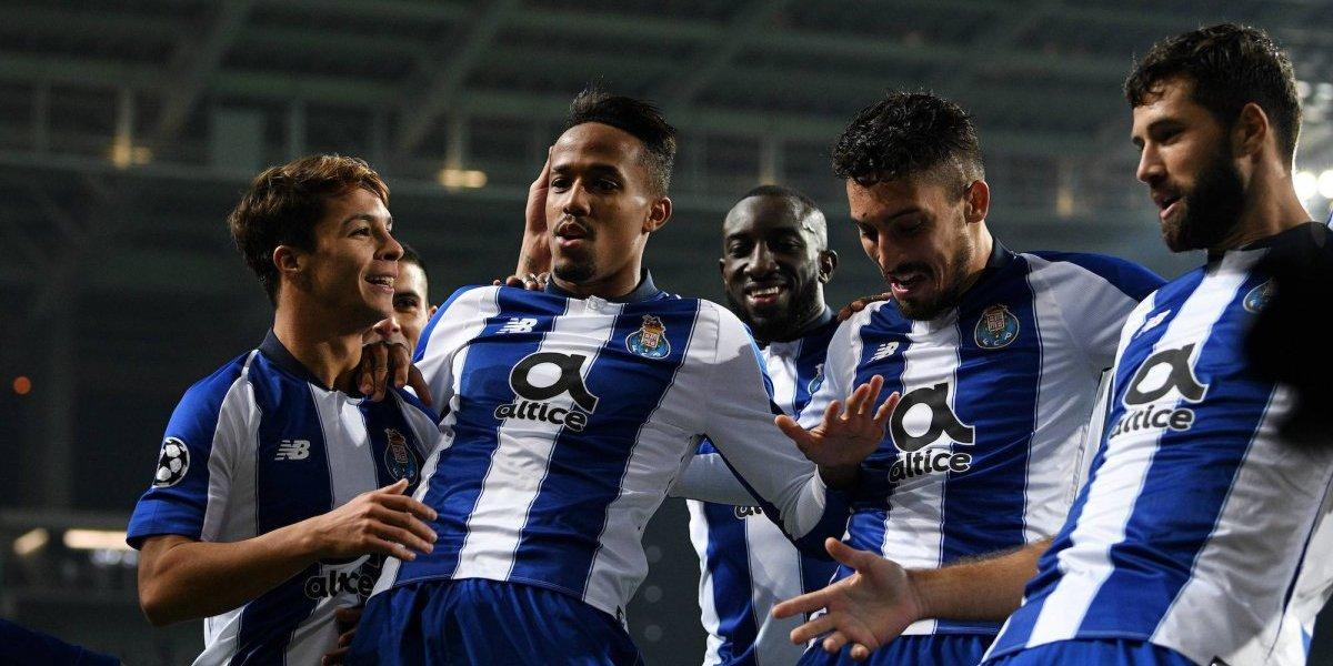 Porto revierte el marcador con mexicanos en la cancha
