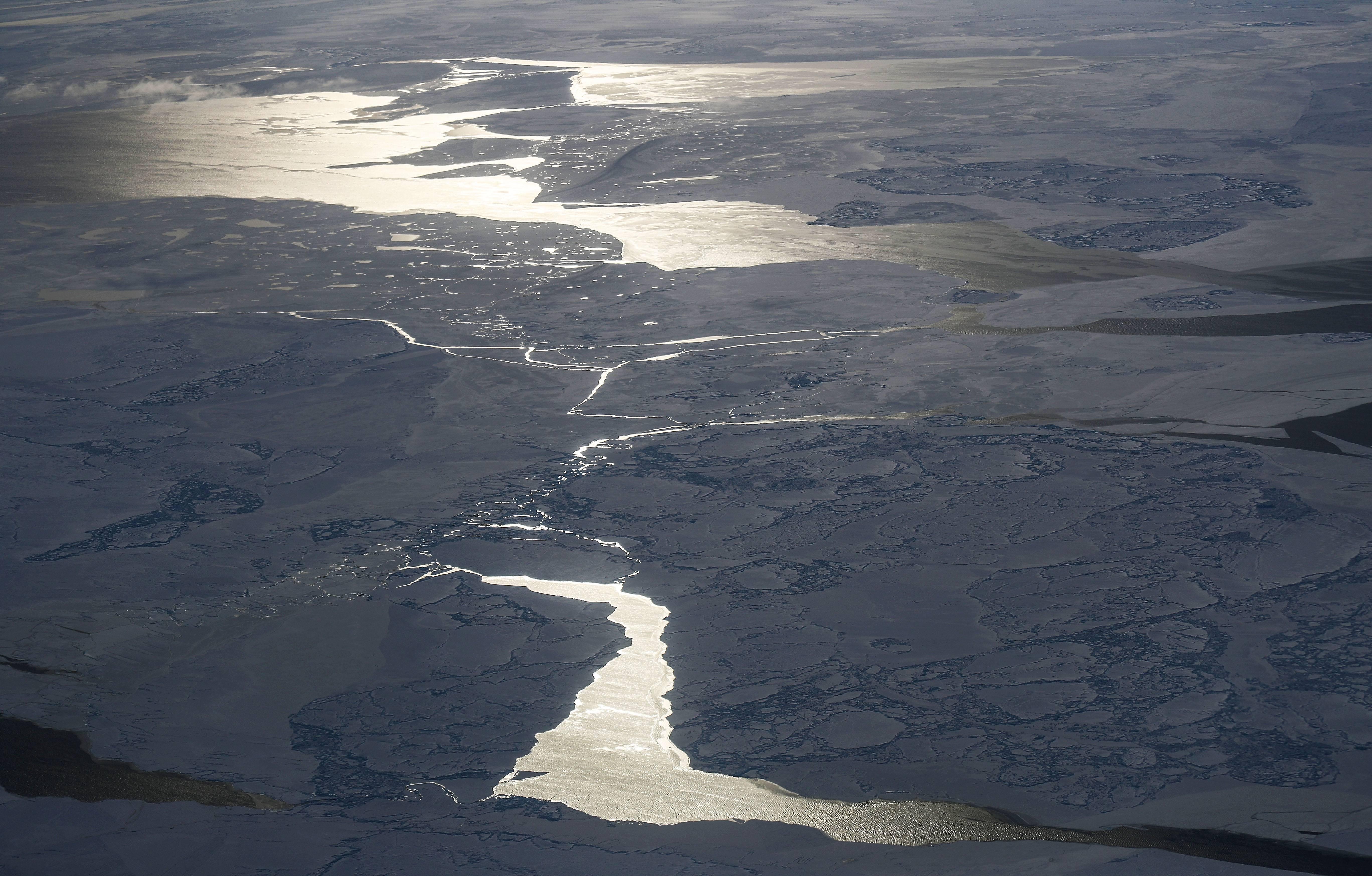 Video de la NASA muestra como en Groenlandia podría desaparecer toda la capa de hielo
