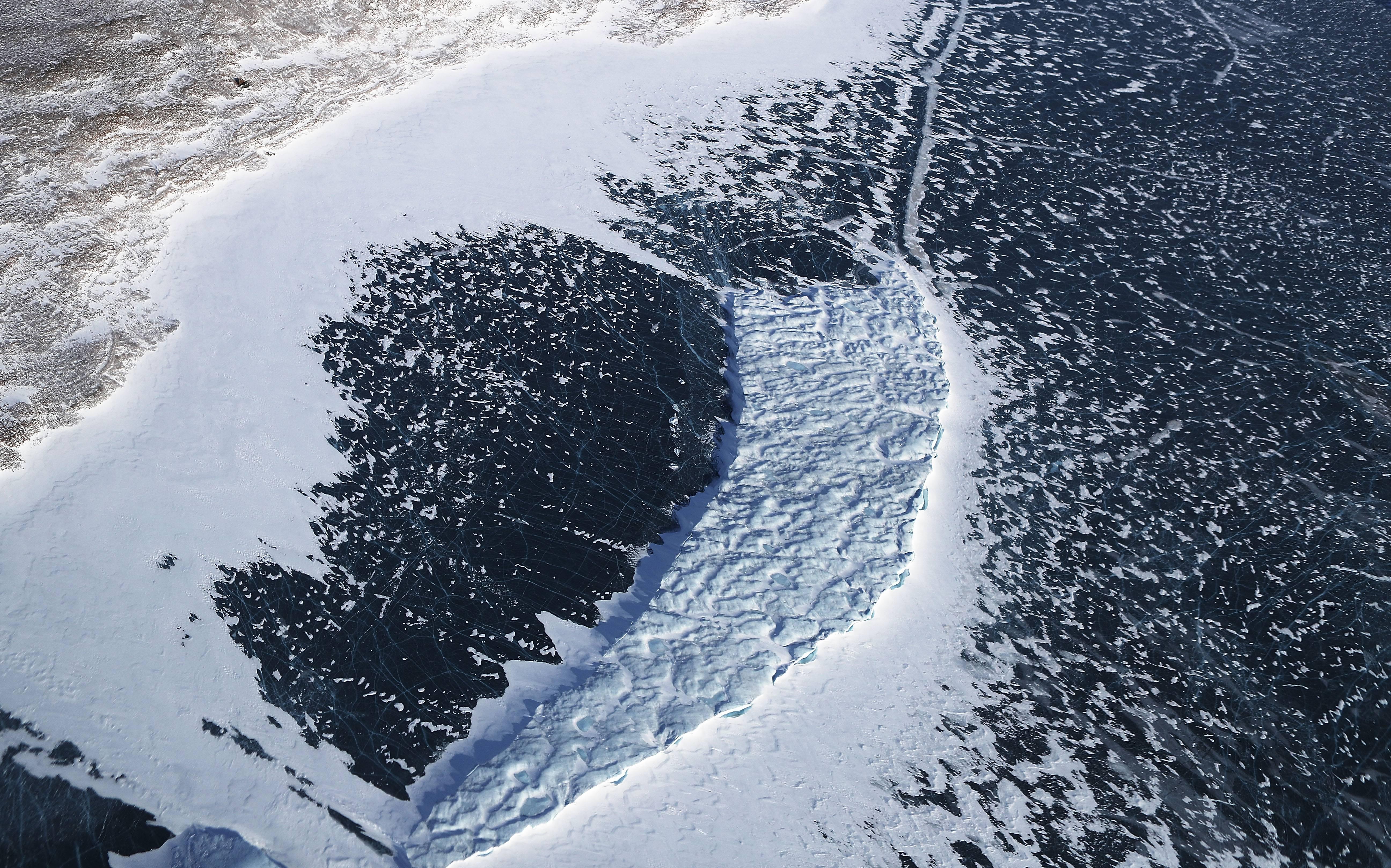 La capa de hielo de Groenlandia ha llegado a su punto más crítico de los últimos años