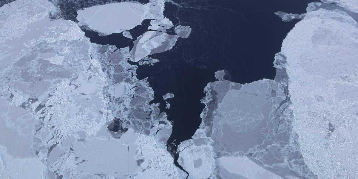 La reducción de la capa de hielo de Groenlandia ha llegado a su punto más crítico de los últimos años