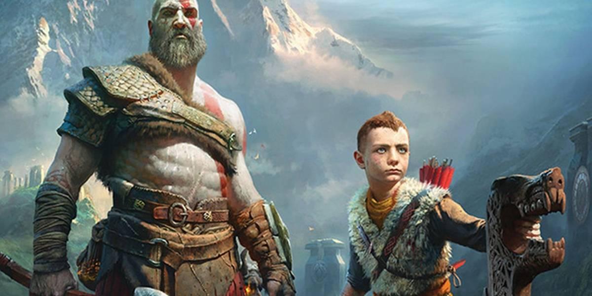 God of War se llevó el premio al mejor juego del año en The Game Awards 2018