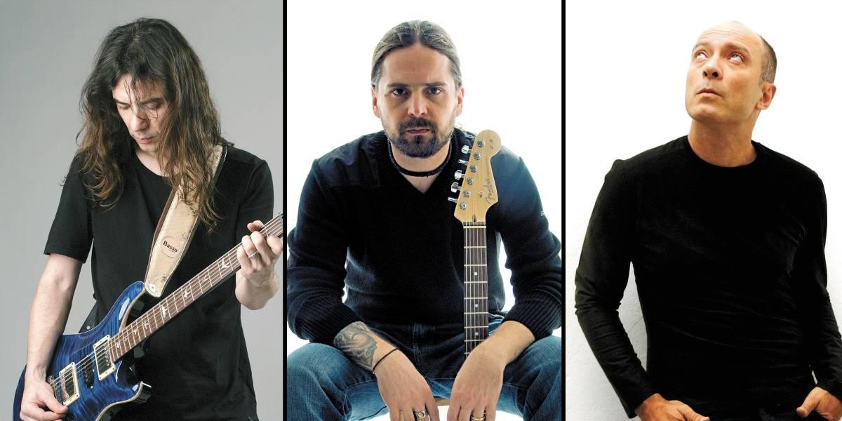 Brasil Guitarras: Projeto coloca grandes guitarristas brasileiros no mesmo palco