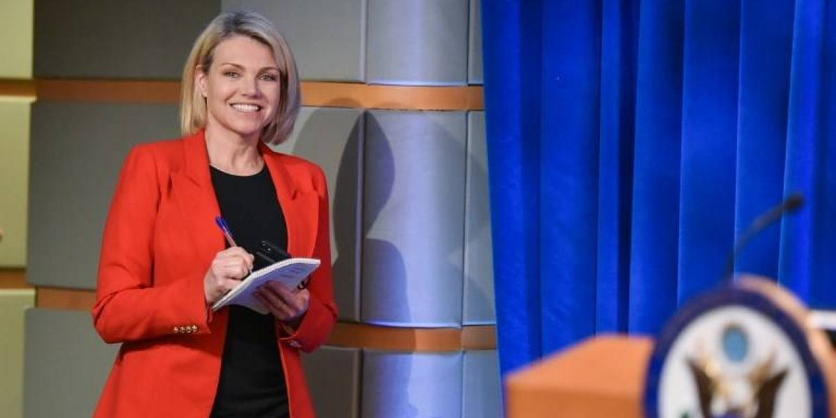 Trump nombra a Heather Nauert como próxima embajadora ante la ONU