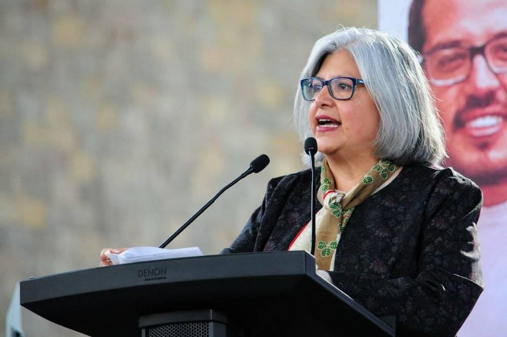 Graciela Márquez, secretaria de Economía Foto: Cuartoscuro