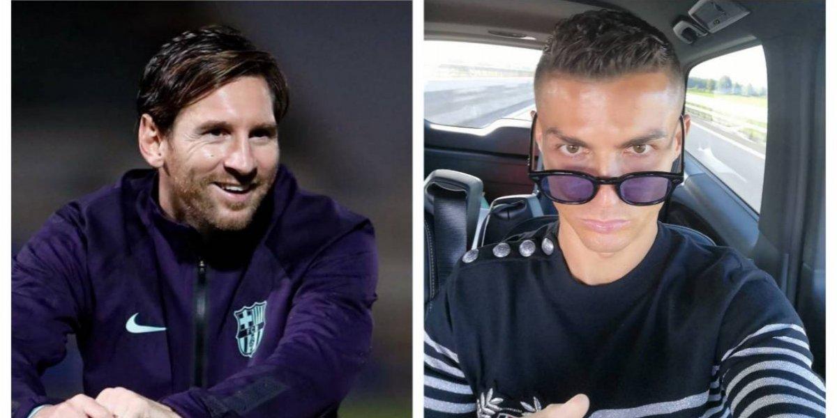 Messi y Cristiano Ronaldo ya tendrían a su favorito en la Final River-Boca