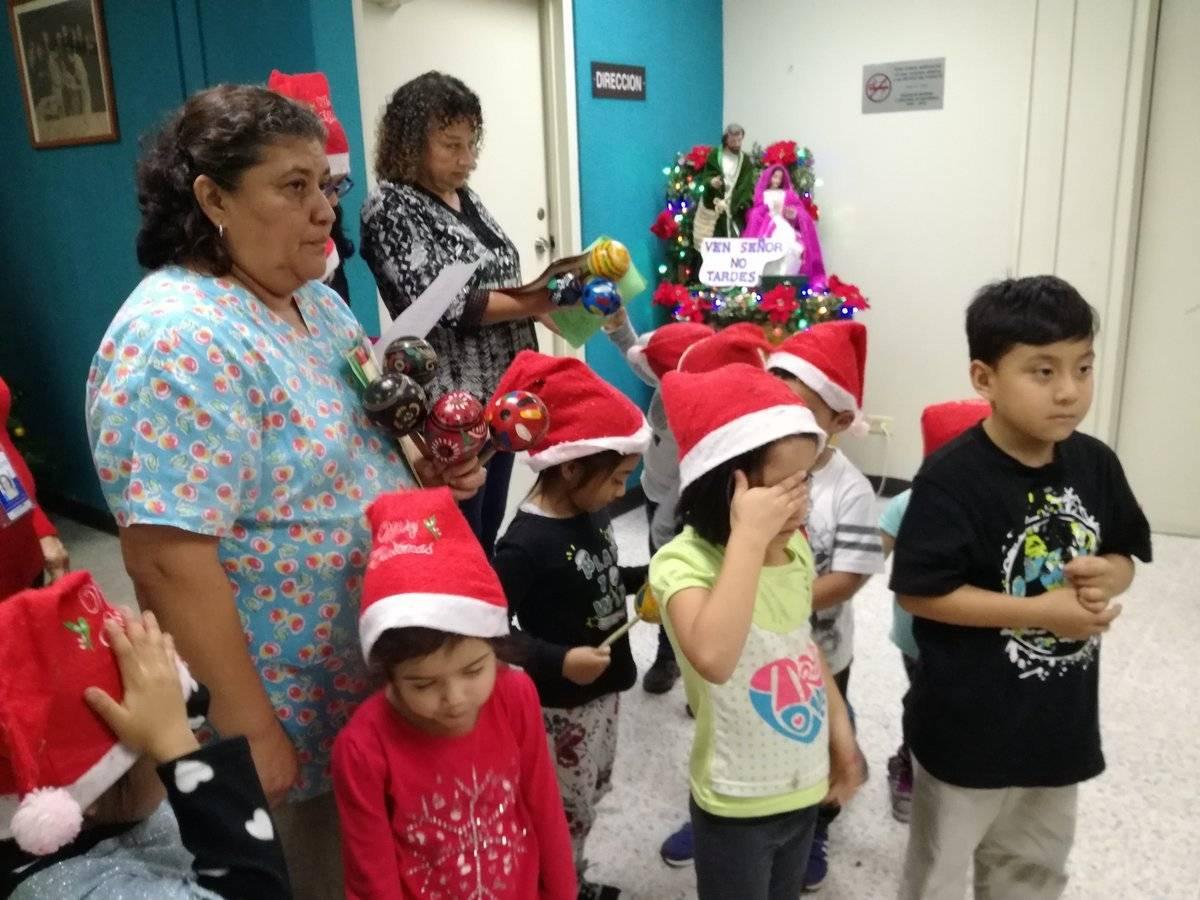 Posada infantil. Foto: Hospital General